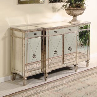 Mirrored Sideboards & Buffets