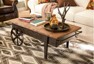 Accent Furniture with Rural Flair