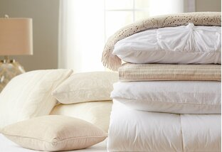 White Sale: Bedding Basics