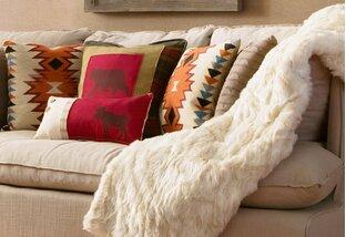 Ski Lodge Looks: Pillows, Throws & More