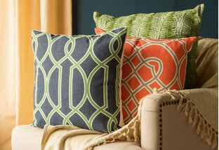 Curtains, Throws & Pillows from $9.99