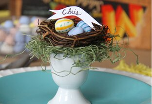 3 Creative Egg Cup Ideas for Easter