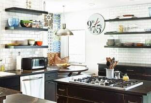 10 Kitchen Makeover