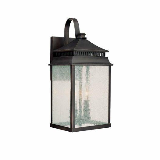 Capital Lighting Sutter Creek 2 Light Outdoor Wall Lantern