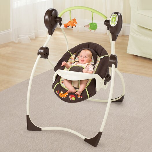 Summer Infant Sweet Sleep Musical Swing