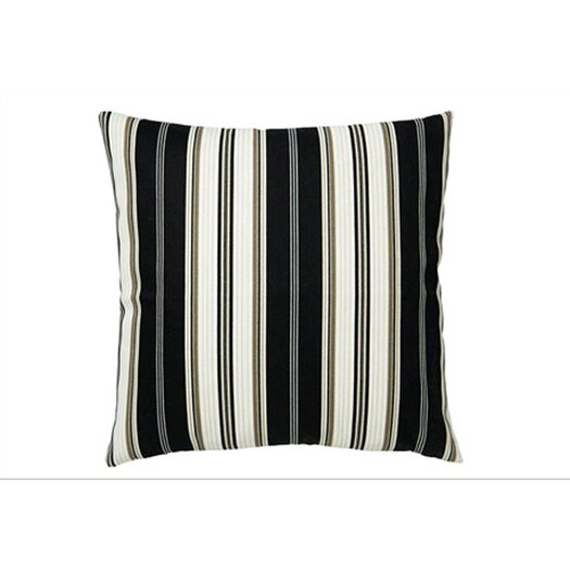 Jiti Down the Lane Square Polyester Outdoor Decorative Pillow