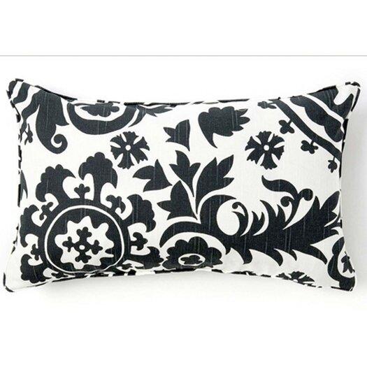 Jiti Suzani Cotton Pillow