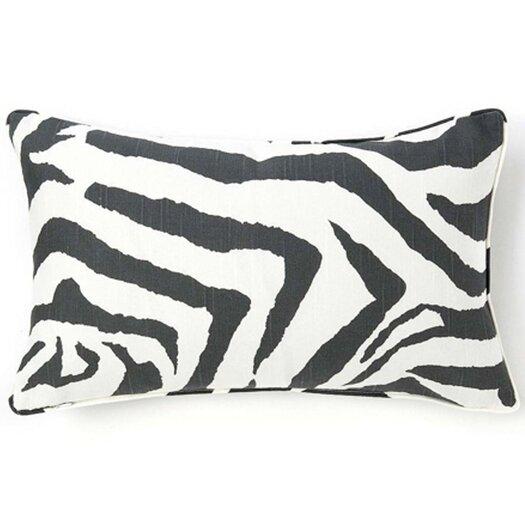 Jiti African Zebra Cotton Pillow