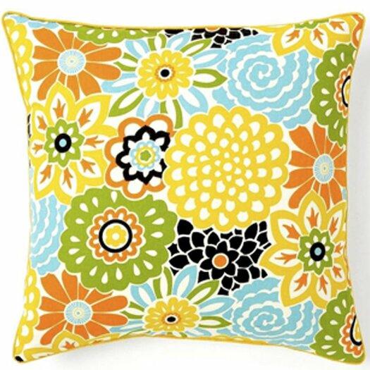 Jiti Bloom Cotton Pillow