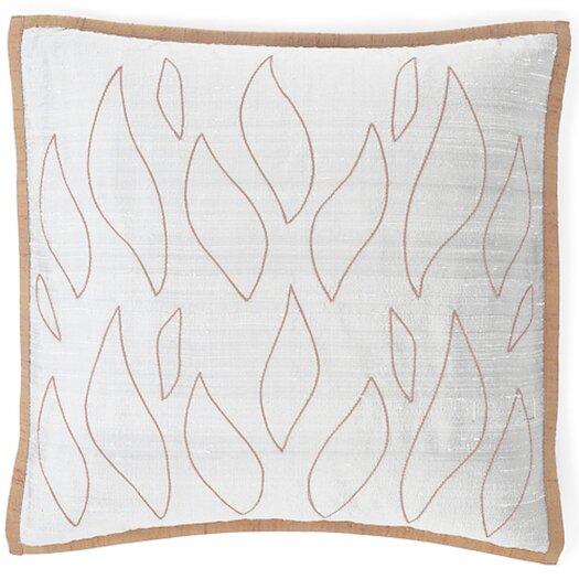Jiti Flames Silk Pillow