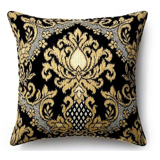 Jiti Ikat Polyester Outdoor Decorative Pillow