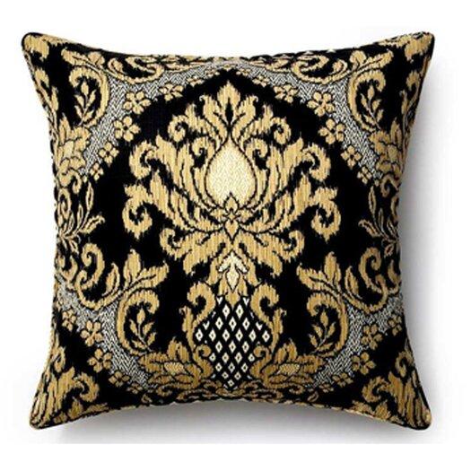 Jiti Ikat Polyester Outdoor Decorative Pillow
