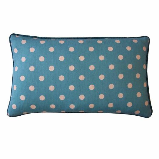 Jiti Dot Cotton Pillow