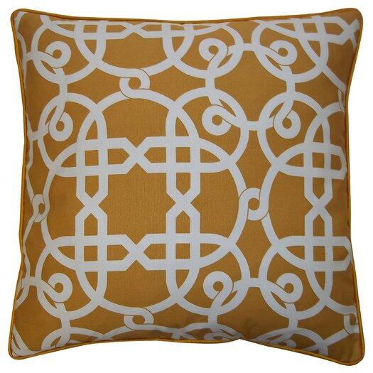 Jiti Web Cotton Pillow