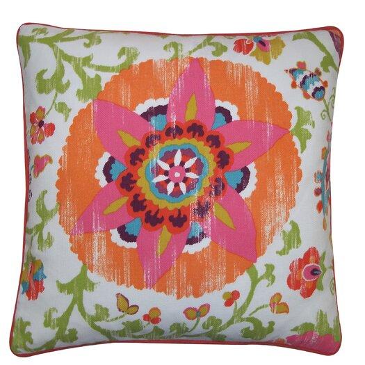 Jiti Petals Polyester Pillow