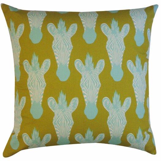 Jiti Safari Throw Pillow