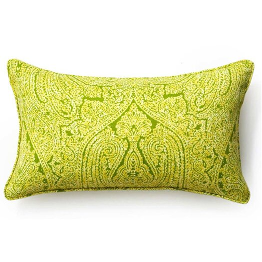 Jiti Paisley Outdoor Decorative Pillow