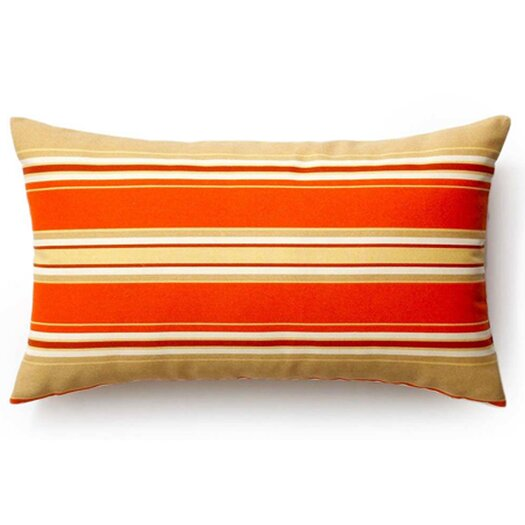 Jiti Thick Stripes Outdoor Decorative Pillow