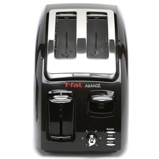 T-fal Avanté Classic 2-Slice Toaster