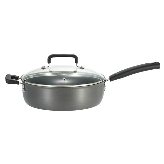 "T-fal Signature 10"" Skillet with Lid"