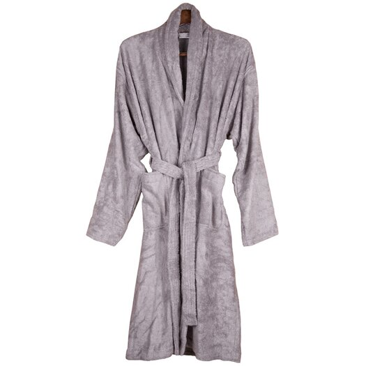 Pure Fiber Turkish Organic Cotton Spa Robe
