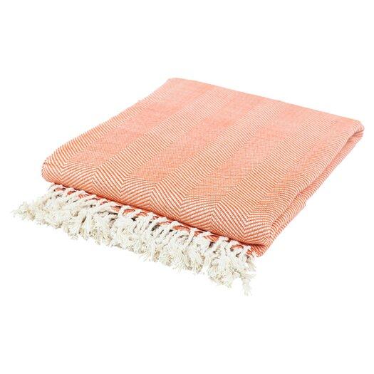Pure Fiber Organic Cotton Throw