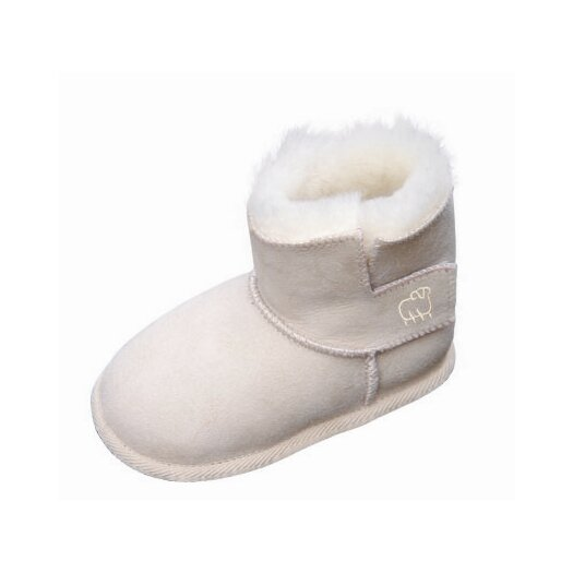 Ba Ba Seatskins Sheepskin Booties