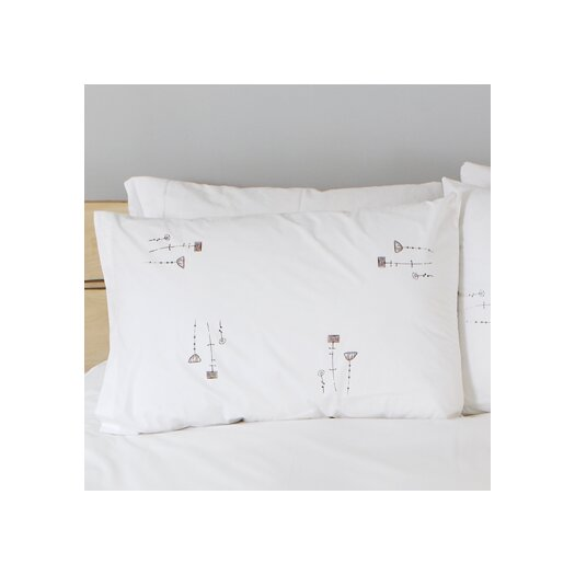 360 Floral Standard Pillow Cover