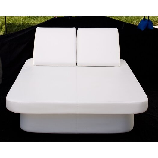 La-Fete Spa 4 Piece Lounge Seating Group