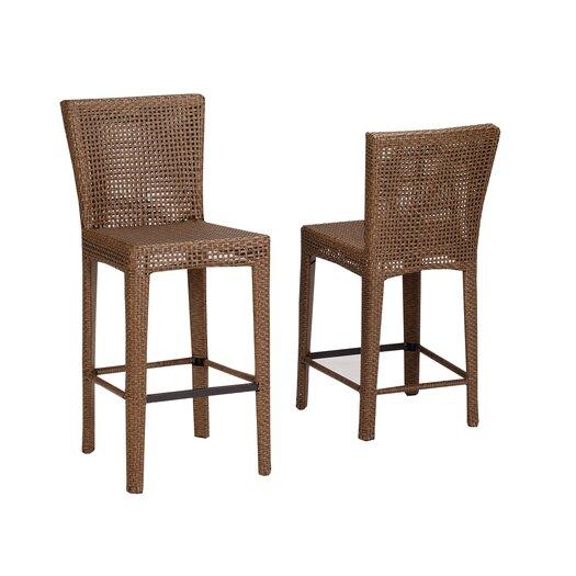 """Sunset West Huntington 26"""" Barstool with Cushion"""