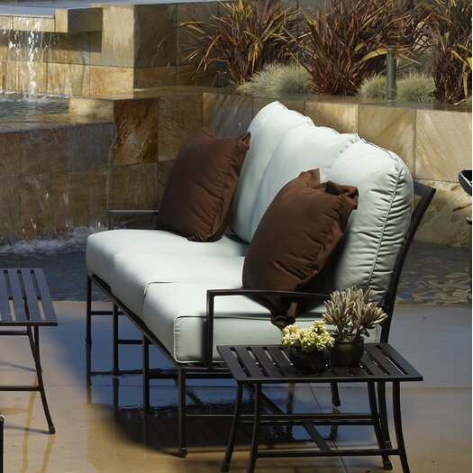 Sunset West La Jolla Sofa with Cushions