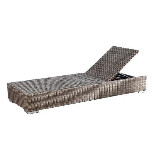 Sunset West Coronado Chaise Lounge with Cushion