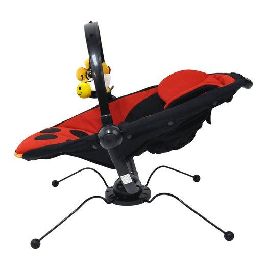 Combi Lady Bug Pod Bouncer
