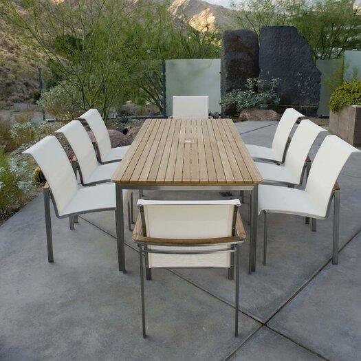 Kingsley Bate Tivoli Rectangular Dining Table