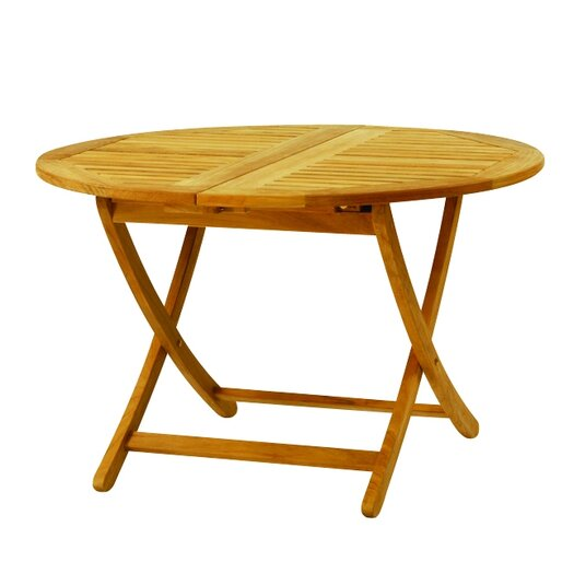 Kingsley Bate Essex Oval Extension Table
