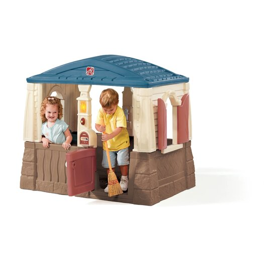 Step2 Neat and Tidy Cottage Playhouse