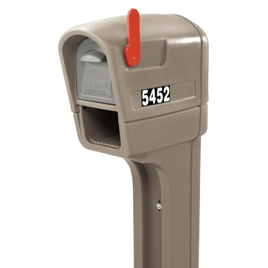 Step2 MailMaster Plus Post Mounted Mailbox