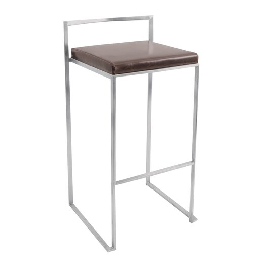 "LumiSource Fuji 26.5"" Bar Stool"