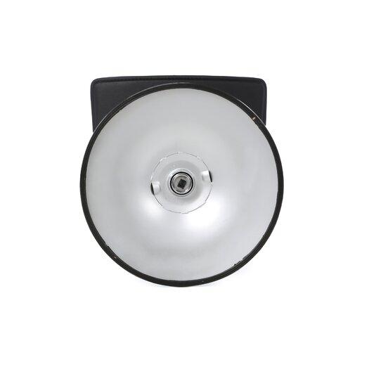 LumiSource Vector Adjustable Height Swivel Bar Stool