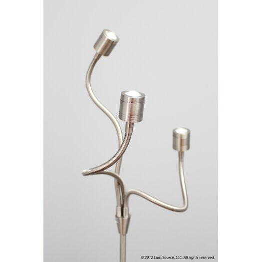 LumiSource Triflex LED Floor Lamp