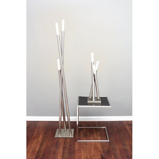 LumiSource Contemporary Lighting Icicle Floor Lamp