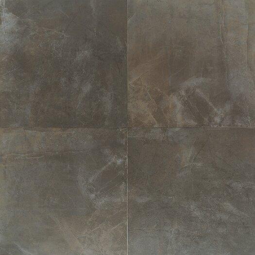"""Daltile Concrete Connection 13"""" x 13"""" Field Tile in City Elm"""