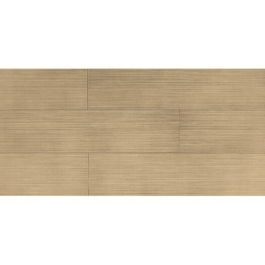 """Daltile Timber Glen 6"""" x 24"""" Contemporary Field Tile in Hickory"""