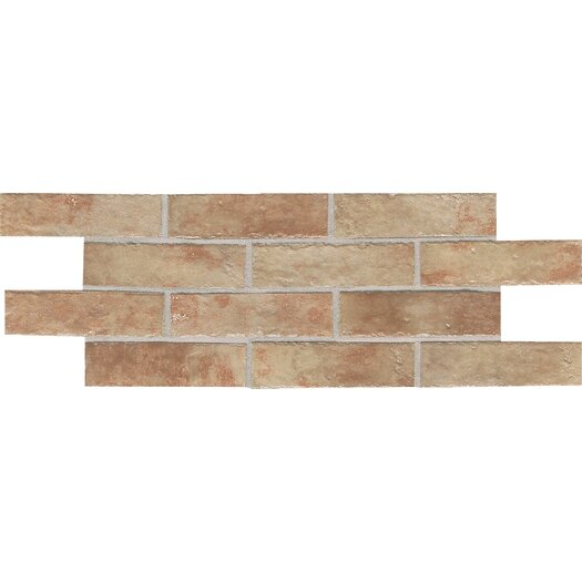 Daltile Union Square Quarry Unpolished Mosaic in Terrace Beige