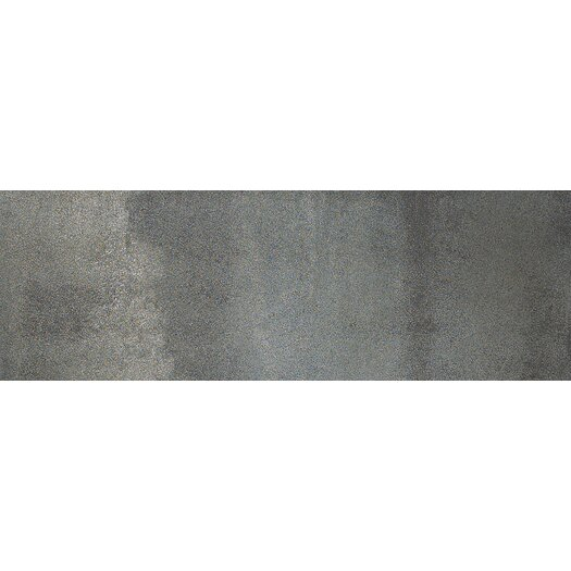 """Daltile Metal Fusion 8"""" x 24"""" Field Tile in Stainless Steel"""
