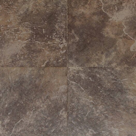 "Daltile Continental Slate 18"" x 12"" Field Tile in Moroccan Brown"