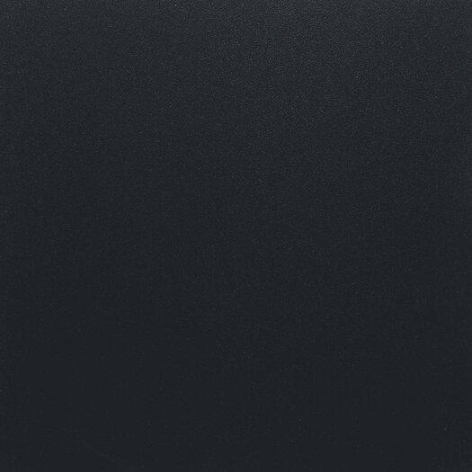 "Daltile Match Point 24"" x 24"" Unpolished Field Tile in Jet Black"