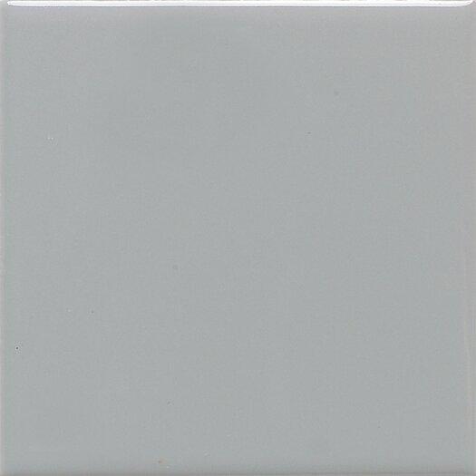 "Daltile Modern Dimensions 12-3/4"" x 4-1/4"" Plain Ceramic Field Tile in Matte Desert Gray"