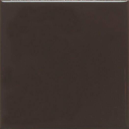 "Daltile Modern Dimensions 12-3/4"" x 4-1/4"" Plain Ceramic Field Tile in Matte Cityline Kohl"