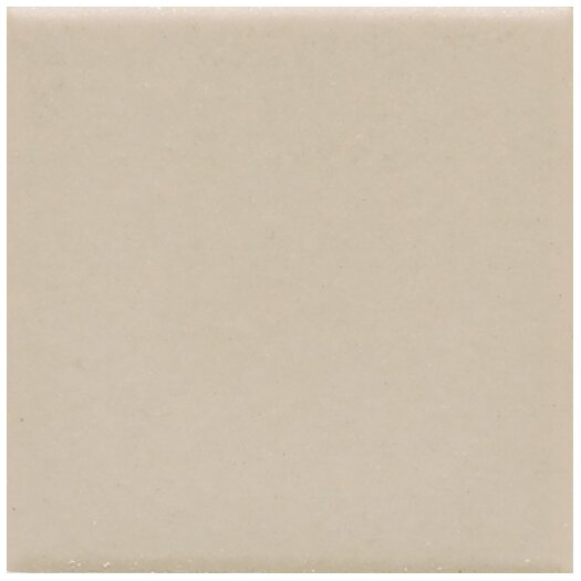 "Daltile Permatones Plain 2"" x 2"" Porcelain Glazed Mosaic Field Tile in Matte Urban Putty"